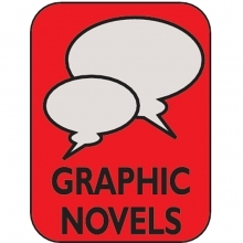 Graphic Novel Sticker