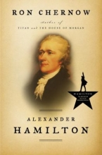 Hamilton by Ron Chernow cover