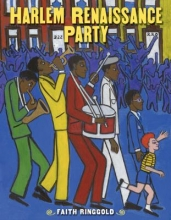 'Harlem Renaissance Party' Book Cover