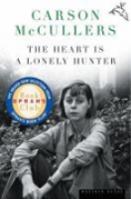 Heart is a Lonely Hunter book