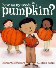 'How Many Seeds in a Pumpkin' Book Cover