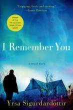 I Remember You book cover