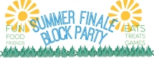 Summer Finale Block Party logo