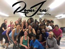 Image of Zumba with Roshaunda Jenkins