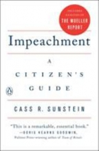 Impeachment A Citizen's Guide by Cass Sunstein