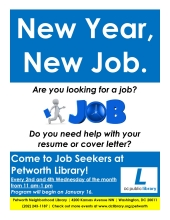 Job Seekers at PET