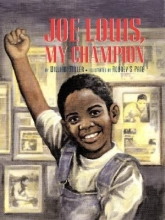 'Joe Louis, My Champion' Book Cover