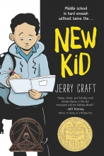 Cover to New Kid
