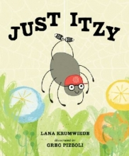 """Just Itzy"" book cover"