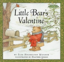 """Little Bear's Valentine"" book cover"