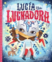 Book Cover for Lucia the Luchadora