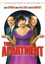 The Apartment DVD cover.