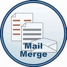 Mail Merge Icon