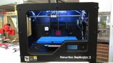 maker bot 3d printer