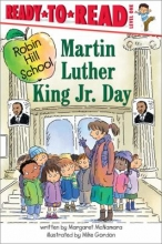 'Martin Luther King Jr Day' book