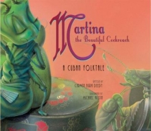 """Martina the Beautiful Cockroach"" Book Cover"