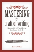 Mastering the Craft of Writing cover