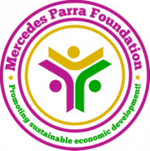 Logo of the Mercedes Parra Foundation