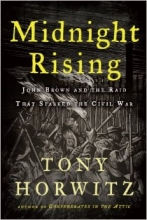This is a cover of the book Midnight Rising