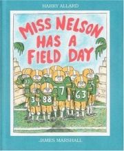 """Miss Nelson Has a Field Day"" Book Cover"