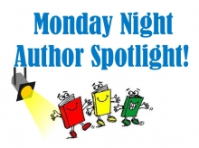 Monday Night Author Spotlight program for ages 6-12