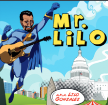 Mr Lilo Graphic