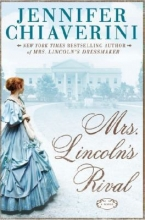 Mrs Lincoln's Rival cover