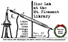 Mt. Pleasant Zine Lab