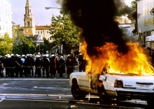 Photo of Mt. Pleasant Riots
