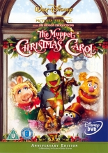 """Image of DVD cover for """"The Muppet Christmas Carol"""""""