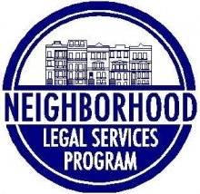 Neighberhood Legal Services Program logo