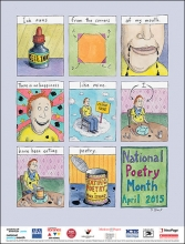National Poetry Month 2015