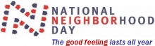 National Neighborhood Day Logo