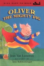 'Oliver the Mighty Pig' Book Cover