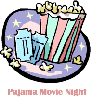 Pajama Movie Night