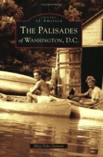 Cover of The Palisades of Washington, D.C. by Alice F. Stewart