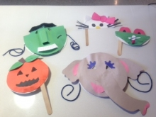 Paper Plate Mask Examples