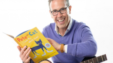 Author Eric Litwin
