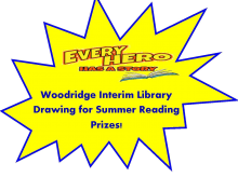 Woodridge Summer Reading Prize Drawing