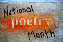 Celebrate Poetry Month at Bellevue Library