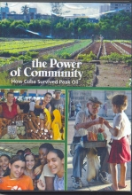 Cover image for the documentary The Power of Community: How Cuba Survived Peak Oil