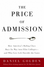 The Prtice of Admission by Daniel Golden