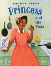 'Princess and the Peas' Book Cover