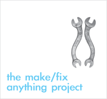 Make Fix Anything Project logo