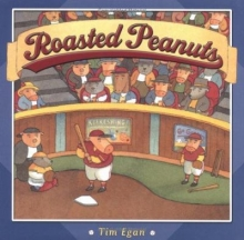 """Roasted Peanuts"" Book Cover"