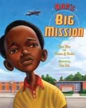 """Ron's Big Mission"" book cover"