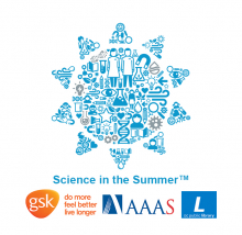 Science in the Summer logos