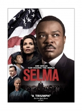 Selma the movie _ DVD cover