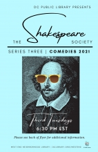 Shakespeare Comedies.