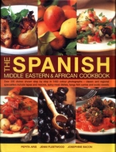 Spanish Cookbook cover
